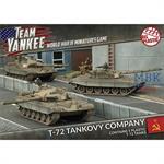 Team Yankee: T-72 Tankovy Company