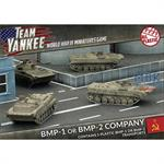 Team Yankee: BMP-1 or BMP-2 Company