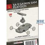 Team Yankee: SA-9 Gaskin SAM Platoon