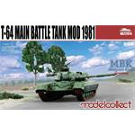 T-64 Main Battle Tank Mod 1981