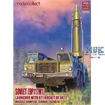 "Soviet (9P117M1) + R17 9K72 ""ELBRUS"" (SCUD B)"
