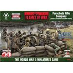 Flames Of War: US Parachute Rifle Company