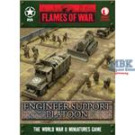 Flames Of War: US Engineer Support Platoon