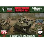 Flames Of War: Tank Destroyer Platoon