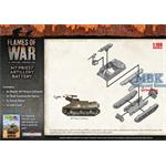 Flames Of War: M7 Priest Artillery Battery
