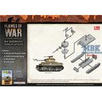 Flames Of War: M4A1 Sherman Tank Platoon