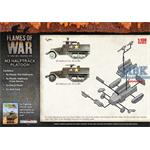 Flames Of War: M3 Halftrack Platoon