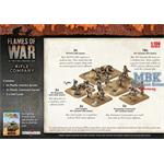 Flames Of War: Rifle Company