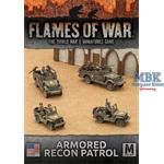 Flames Of War: Armored Recon Patrol
