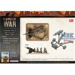 Flames Of War: 105mm Field Artillery Battery