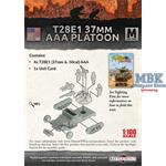 Flames Of War: T28E1 37mm AAA Platoon