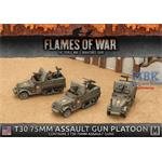 Flames Of War: T30 75mm Assault Gun Platoon