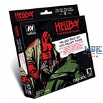 Model Color Set Hellboy mit Figur (8 Farben)