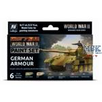 Model Color: WWII German Armour