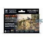 Model Color: WWII German Waffen SS
