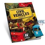 Vallejo Publikation: Civil Vehicles (engl.)