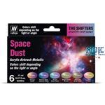 Vallejo Shifters Set - Space Dust