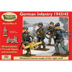 German (WWII) Infantry 1944-45