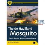 de Havilland Mosquito - Part 1: Bomber and recon