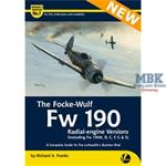 The Focke-Wulf Fw 190 Radial-engine Versions