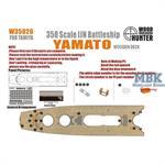 WWII IJN Battleship Yamato