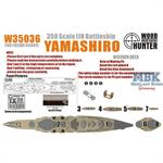 WWII IJN Battleship Yamashiro