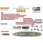 U.S. Coast Guard 3-Masterd Bark Eagle
