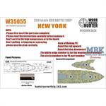 USS BATTLESHIP NEW YORK (FOR TRUMPETER 05339)