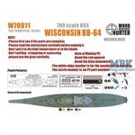 WWII USS Wisconsin BB-64