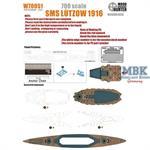 SMS Lützow Battlecruiser For Flyhawk 1301 / 1301S