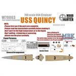 WWII Heavy Cruiser USS Quincy