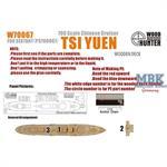 Imprial Chinese Cruiser Tsi Yuen