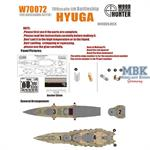WWII IJN Battleship Hyuga
