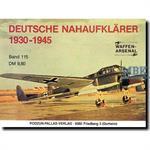 Deutsche Nahaufklärer 1930 - 1945