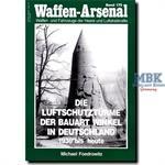 Deutsche Luftschutztürme der Bauart Winkel in Deut