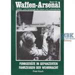 Funkgeräte in gepanzerten Fahrzeugen der Wehrmacht