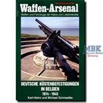 Deutsche Küstenbefestigungen in Belgien 1914-1945