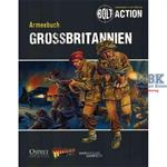 Bolt Action: Armeebuch Großbritannien