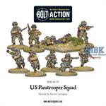Bolt Action: US Paratrooper Squad