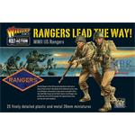 Bolt Action: Rangers lead the way! US Rangers