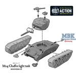 Bolt Action: M24 Chaffee, US light tank