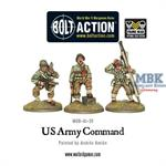 Bolt Action: US Army command