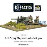 Bolt Action: US Army M1 57mm anti-tank gun