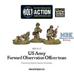 Bolt Action: US Army FOO team