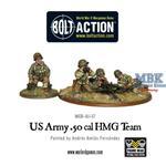 Bolt Action: US Army 50cal HMG Team