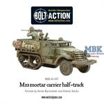 Bolt Action: M21 Mortar Carrier Half-track