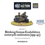 Bolt Action: Blitzkrieg Kradschützen combination