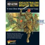 Bolt Action: Senegalese Tirailleurs Infantry