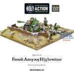Bolt Action: Finnish Army 105 H/33 howitzer