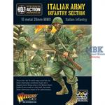 Bolt Action: Italian Army section
